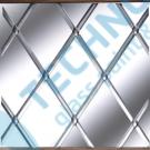 Lead Natural oval 6mm x 50m - olověná páska na skleněné vitráže