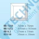 RB1250 - Bevel - Čtverec 76 x 76 mm (1)