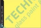 RSF1 - Canary Yellow - fólie pro skleněné vitráže