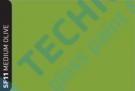RSF11 - Medium Olive - fólie pro skleněné vitráže