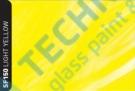 RSF150 - Light Yellow Wisp - fólie pro skleněné vitráže