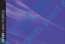 RSF157 - Light Purple Wisp - fólie pro skleněné vitráže
