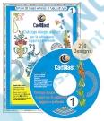 CD č. 1 s motivy pro pískování (CADBLAST)