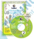 CD č. 2 s motivy pro pískování (CADBLAST)