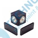 GUV6340 - Držák skleněných dílů magnetický - kostka 90°