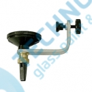 GUV 291 Fixní držák skl. dílů krátký 90°