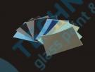 Sandblast vinyl black 80 micron 122cm x 50m - netransparentní