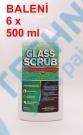 GLASS SCRUB 6 x 500 ml